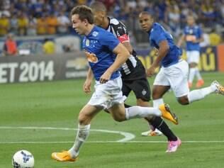 Dagoberto pode ser opção do técnico Marcelo Oliveira, que não contará com o jovem Alisson, lesionado