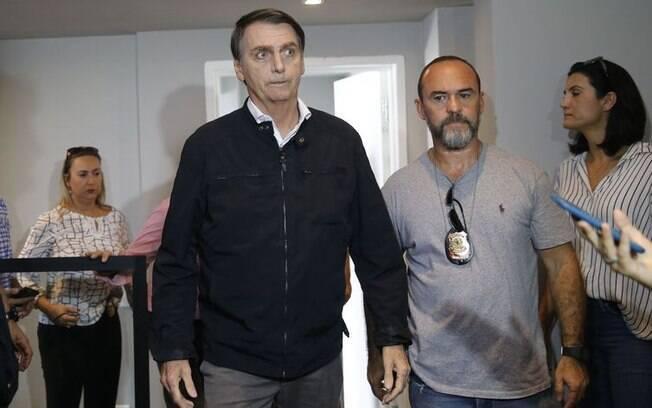 Em encontro com o arcebispo do Rio de Janeiro, Bolsonaro diz ter firmado acordo