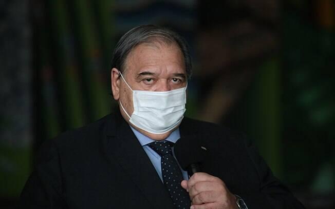José Henrique Germann, secretário de Saúde do Estado de São Paulo