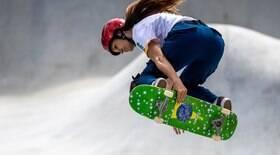 Brasil não conquista medalha na final do skate park feminino