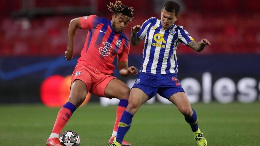 Chelsea e Porto medem força por uma vaga à semi da Champions