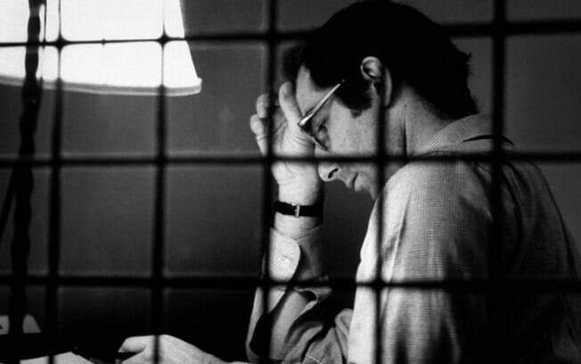 Philip Roth é tema de documentário do diretor francês François Busnel , que será exibido no canal Curta!