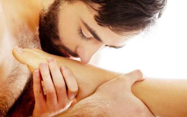 A podofilia, ou fetiche por pés, é uma das mais comuns, principalmente entre homens