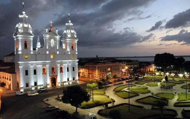 10 lugares para viajar pelo Brasil: catedral de Belém é uma das atrações da capital do Pará
