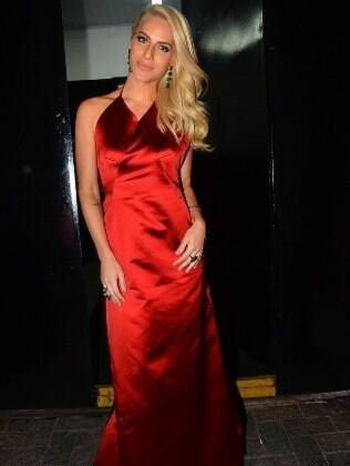 Giovanna Ewbank no prêmio 'Profissionais do Ano', em São Paulo