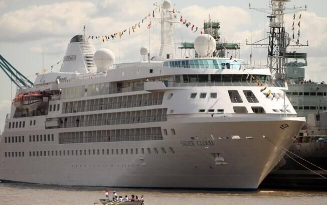 Em navios, até mesmo fichas podem render descontos