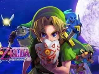 Nintendo lança novas versões para 2015