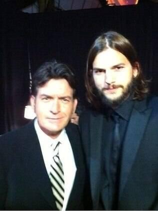 Charlie Sheen a Ashton Kutcher após críticas: