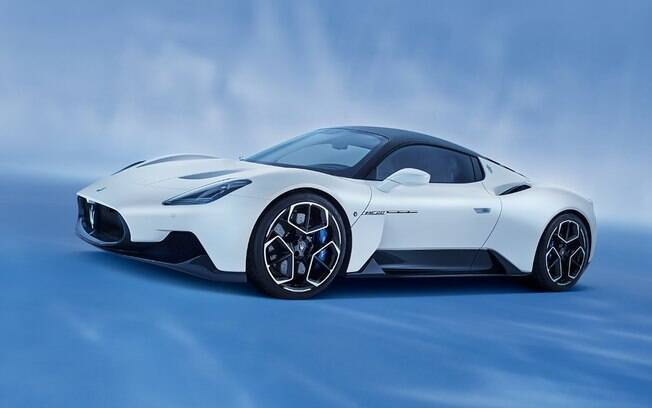 Maserati MC20: assim como as linhas arrojadas, desempenho superlativo, ao acelerar de 0 a 100 km/h em meros 3 segundos