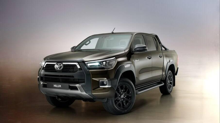 Toyota Hilux Revo Rocco: feita na Tailândia, vem com uma série de itens exclusivos, com apelo aventureiro
