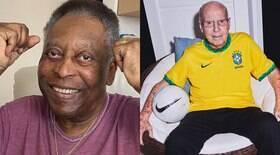 Zagallo manda recado para Pelé: