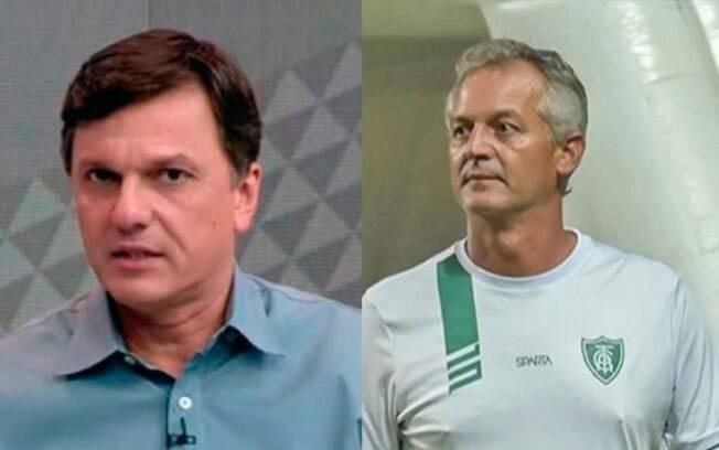 Mauro Cezar diz que fala de Lisca foi 'deturpada' e opina sobre treinador: 'Não me representa'
