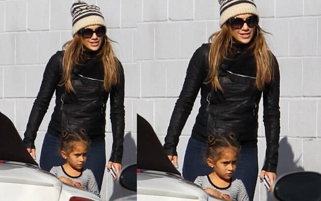 Jennifer Lopez apresentou seus filhos ao novo namorado no último fim de semana