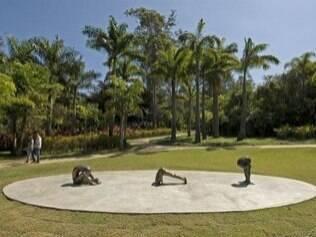 Brasil tem museus interativos, como o Instituto Cultural Inhotim, em Brumadinho