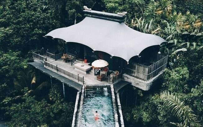Hotel Capella Ubud
