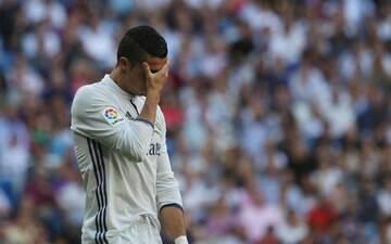 """Estatísticas da temporada evidenciam Cristiano Ronaldo """"irreconhecível"""""""