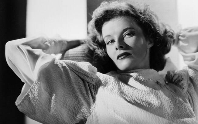 Katharine Hepburn foi amante do ator Spencer Tracy por quase três décadas