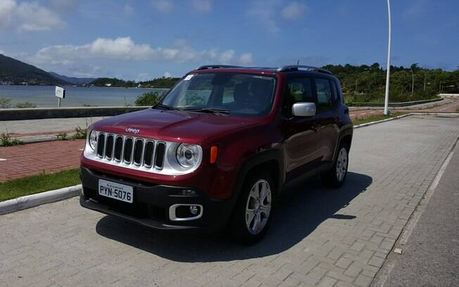 Jeep Renegade Limited: O