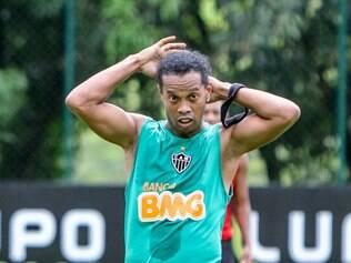 Ronaldinho Gaúcho será a grande atração do jogo com o Vitória, neste domingo, no fechamento do Campeonato Brasileiro
