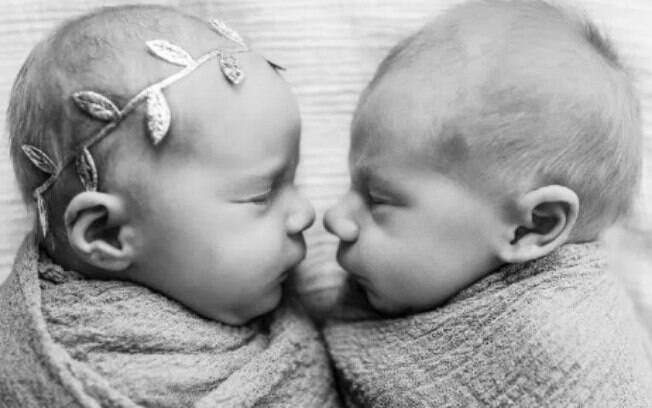 Os irmãos foram clicados pela fotógrafa Lindsey Brown