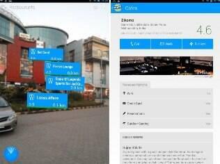 WAM (World Around Me) fornece informações sobre arredores do usuário e é útil para turistas. Grátis para iOS e Android