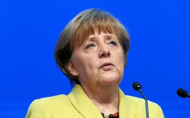 Ângela Merkel