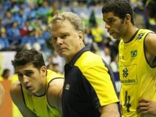 Atrás do seu quarto título mundial consecutivo, a seleção brasileira jogará na terça-feira contra os poloneses