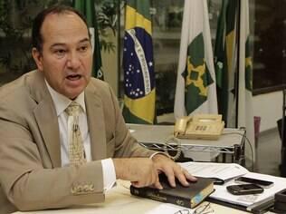 Pastor Everaldo Pereira (PSC-SP) é pré-candidato à Presidência - Foto: Alan Sampaio / iG Brasília