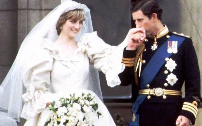 Príncipe Charles e Princesa Diana