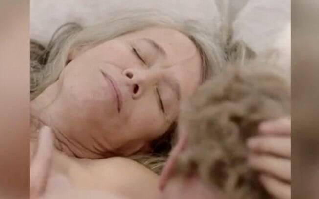 John e Annie mostrarem no filme pornô que o sexo na terceira idade pode ser diferente e mais carinhoso