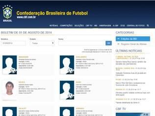 Ferramenta é utilizada para gerenciar mais de 20 mil inscrições de atletas profissionais do Brasil