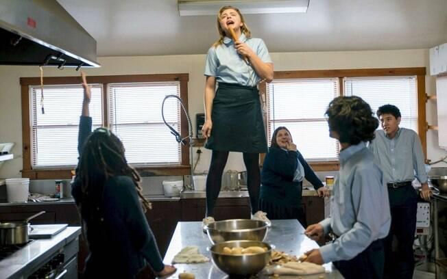 Chole Grace Moretz em cena de O Mau Exemplo de Cameron Post, que estreia nesta quinta (18) nos cinemas brasileiros