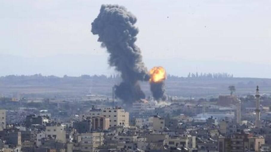 Netanyahu diz que ataque contra prédio sede de TV foi legítimo