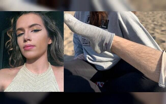 Ana Calatayud decidiu abandona a depilação e diz que, por conta disso, passou a receber comentários negativos na web