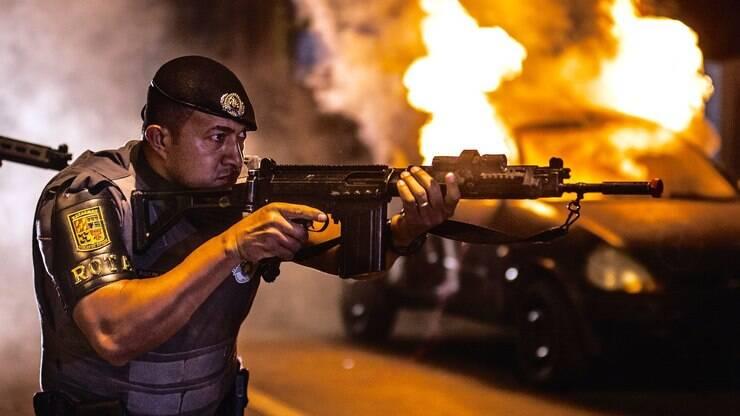 ROTA é a garantia de que em São Paulo o crime não compensa - Polícia - iG 5dda436497d