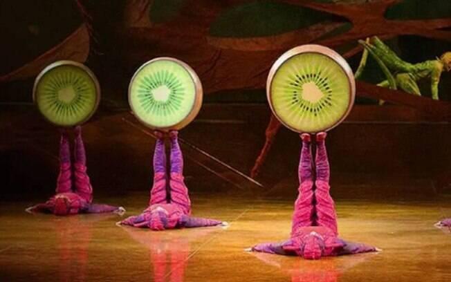 Cirque Du Soleil retorna ao Brasil