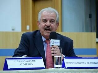 Marinho é acusado de ter recebido cerca de US$ 3 milhões em propinas da multinacional francesa Alstom entre os anos de 1998 e 2005 (arquivo)