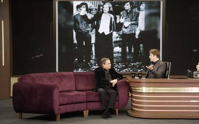 Ronnie Von relembra a época em que trabalhou na Record TV e conta sobre os bastidores da televisão na década de 60