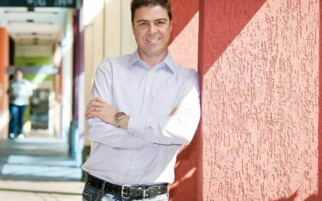 Cezar Tegon, presidente da Elancers, empresa de seleção e recrutamento