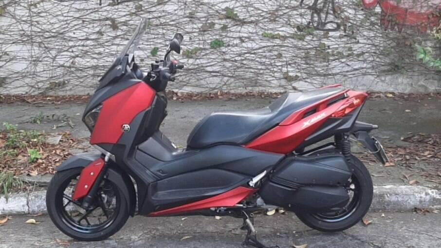 Scooter Yamaha XMax 250 custa R$ 25.490, em sua única versão