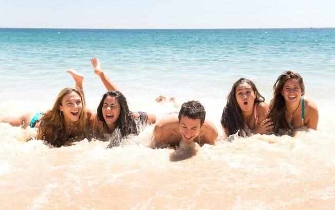 Quer saber como ter um corpo de praia? Como muitas pessoas falam na web: tenha um corpo e vá para a praia