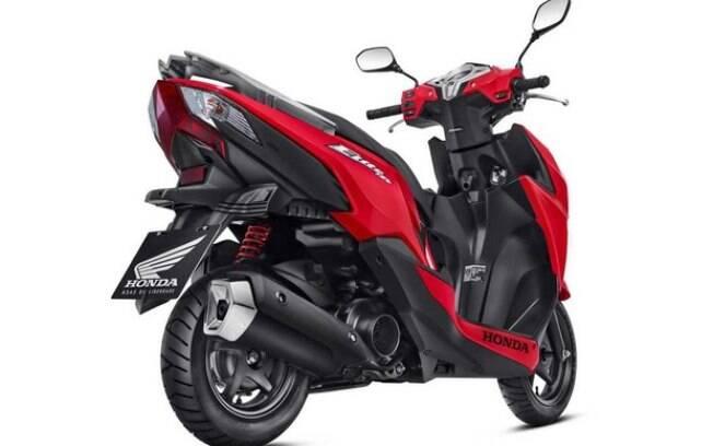 Planos da marca previam a sua modernidade. Com isso, o Honda Elite 125 renova a linha de entrada de motocicletas