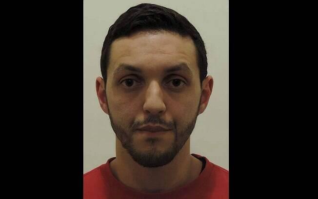 Mohamed Abrini, um dos responsáveis pelos atentados em Paris em novembro do ano passado
