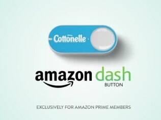 Amazon lança botão físico de compras online, o Dash Button
