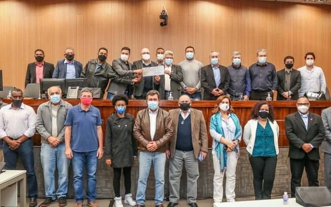 Prefeitura de Campinas recebe doação de R$ 3,5 milhões da Câmara Municipal