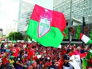 Lusa tem a intenção de disputar a Série A