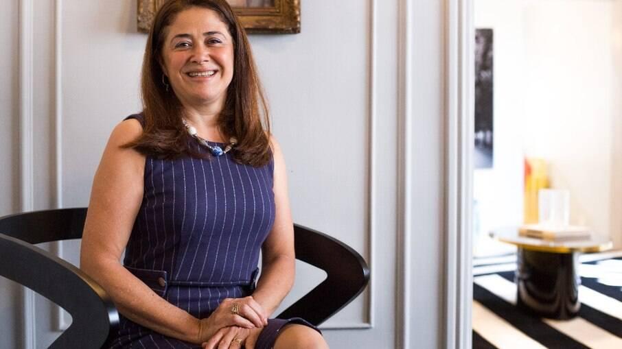 A empreendedora Ângela Leal