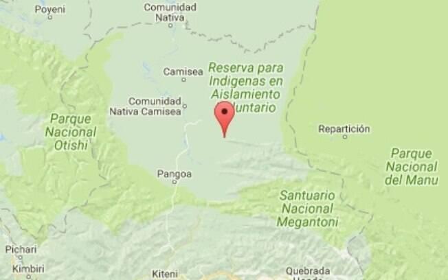 Terremoto deixa 4 mortos no sul do Peru