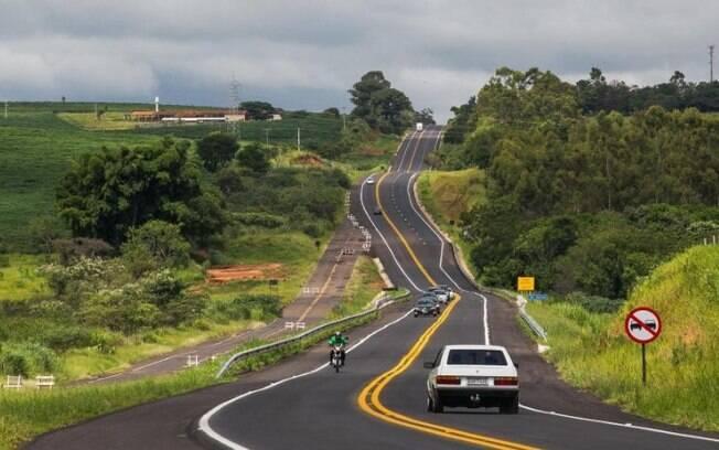 Segundo a Polícia Rodoviária Federal, maioria dos acidentes em rodovias está ligada à imprudência dos motoristas