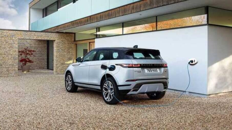 Range Rover Evoque híbrido é apenas o início de uma nova era em que haverá apenas elétricos à venda